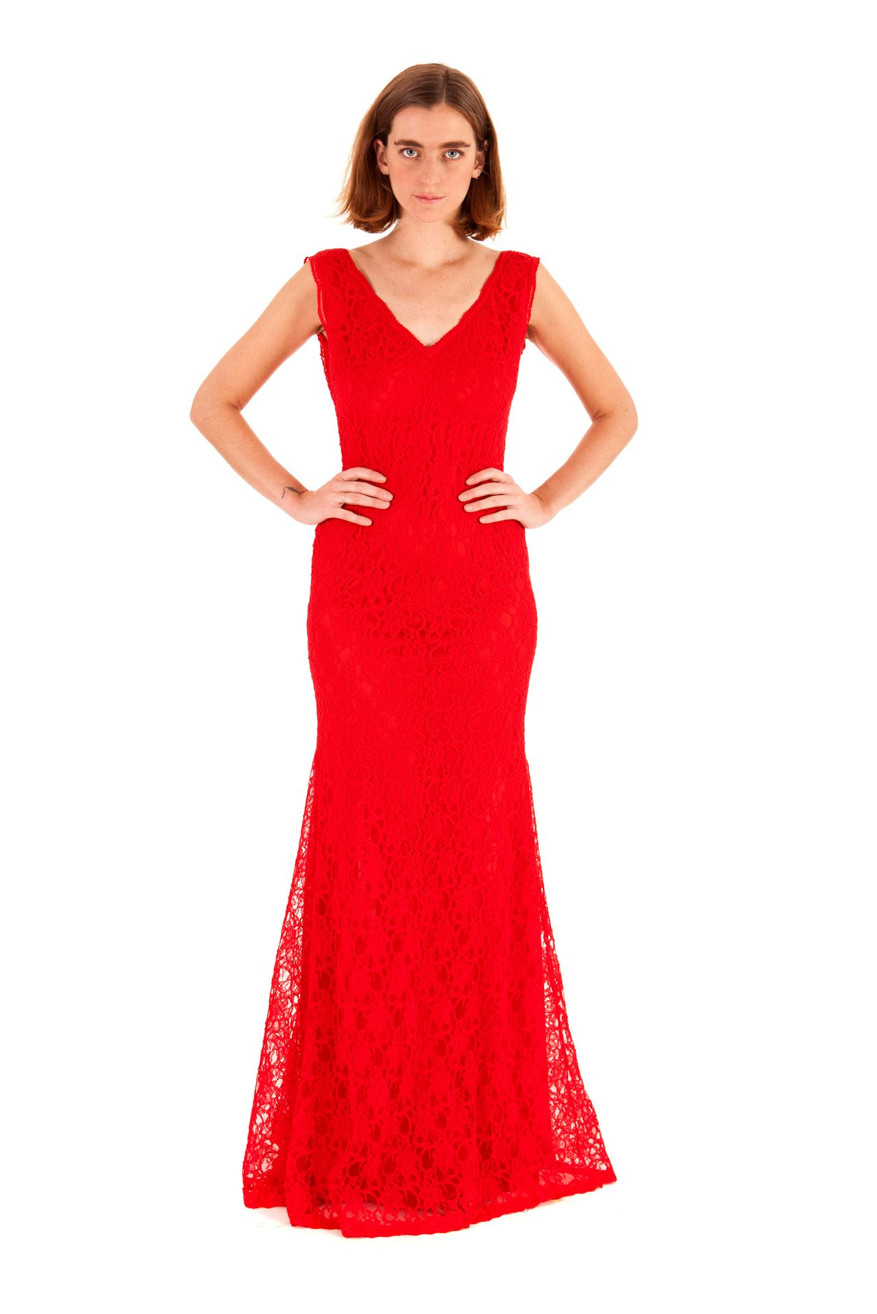 Ana Maria Couture - Beatrice Rosso