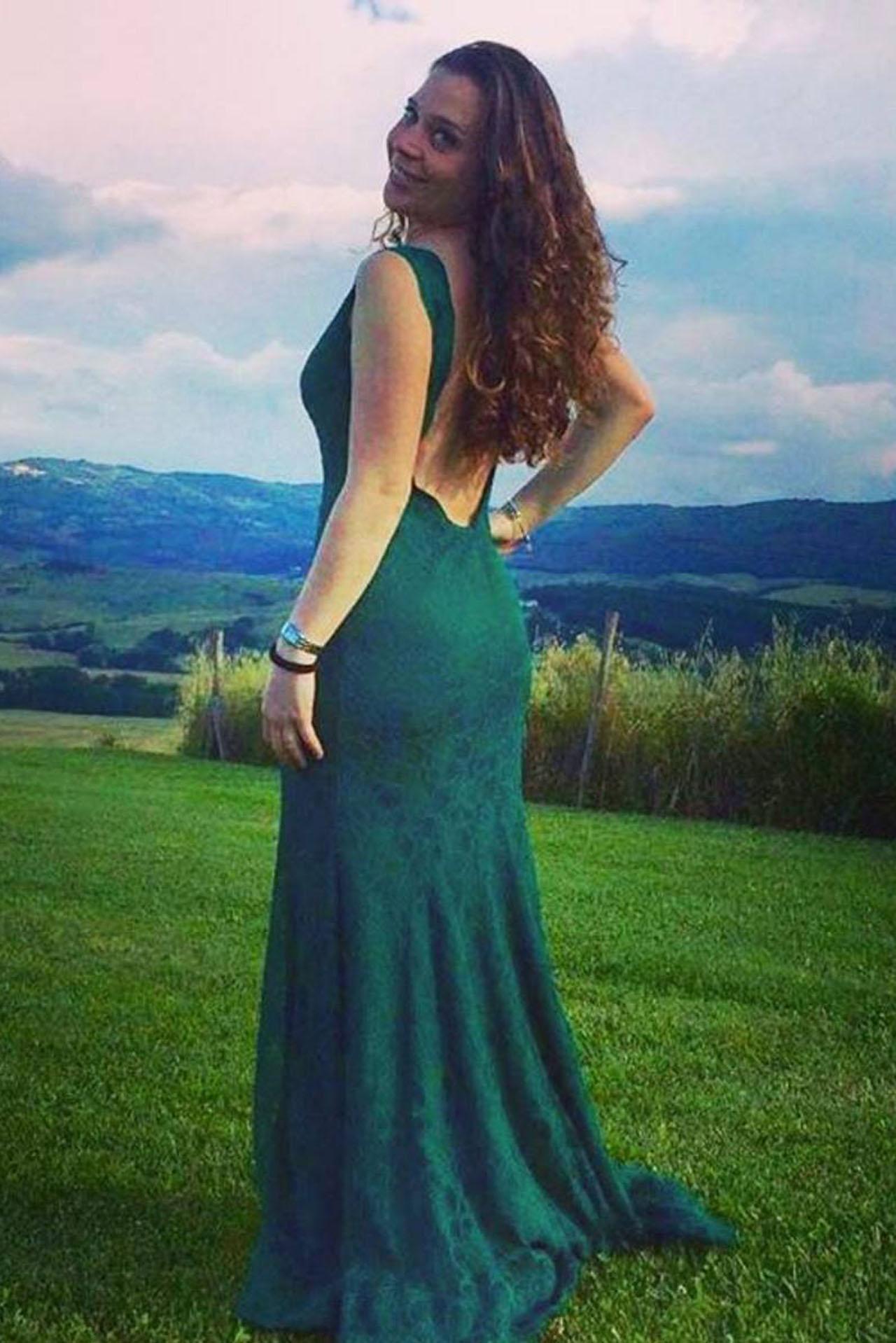 Ana Maria Couture - Beatrice Verde