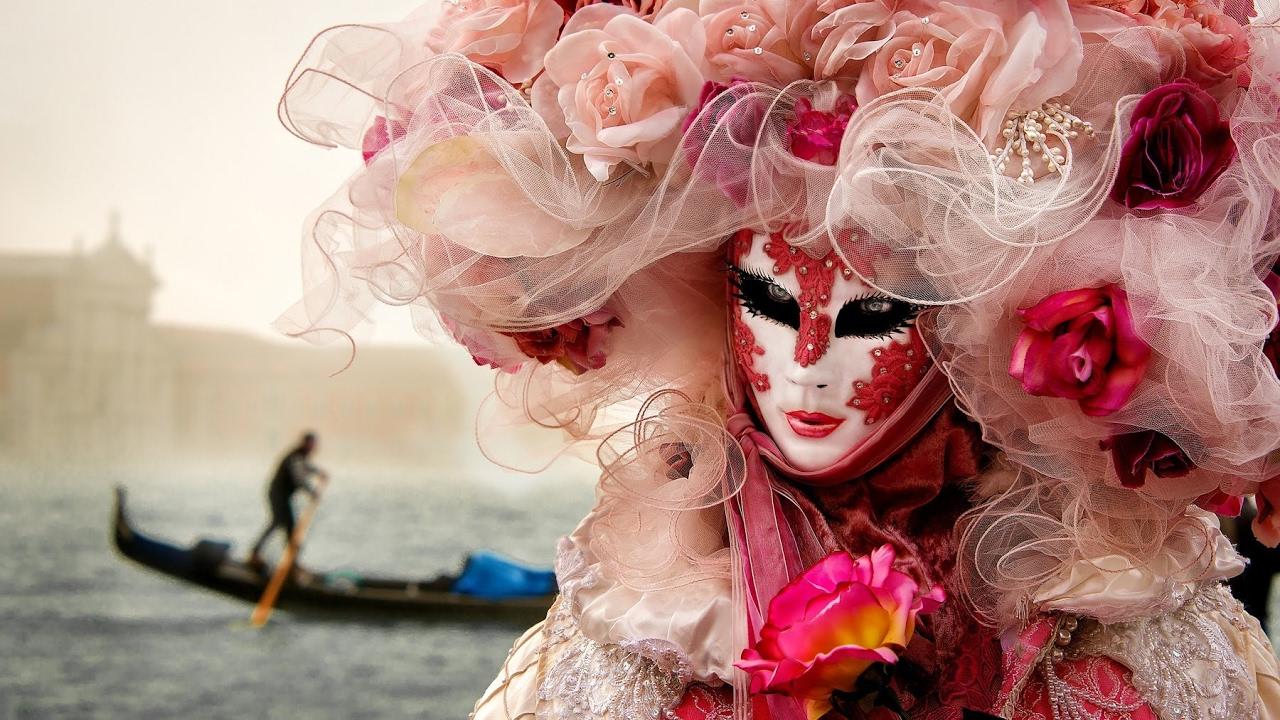 travestimento carnevale maschera