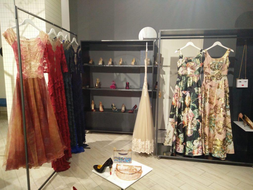 DressYouCan, showroom