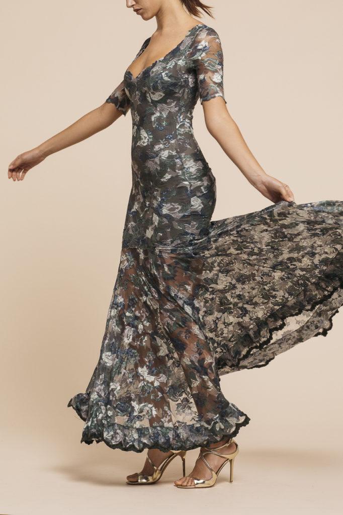 90b5f02d22e0 Olvi s Abito fantasia Military gown