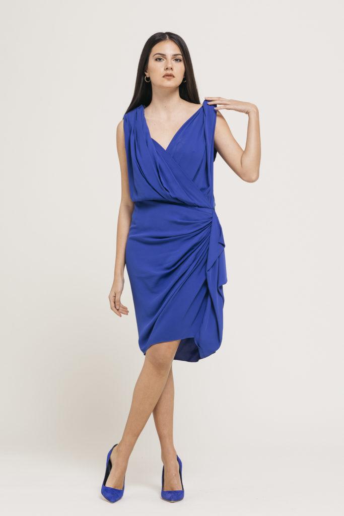 buy online e646f 596c7 Lanvin Abito Lanvin in blu, Vestiti - DressYouCan, Noleggio ...
