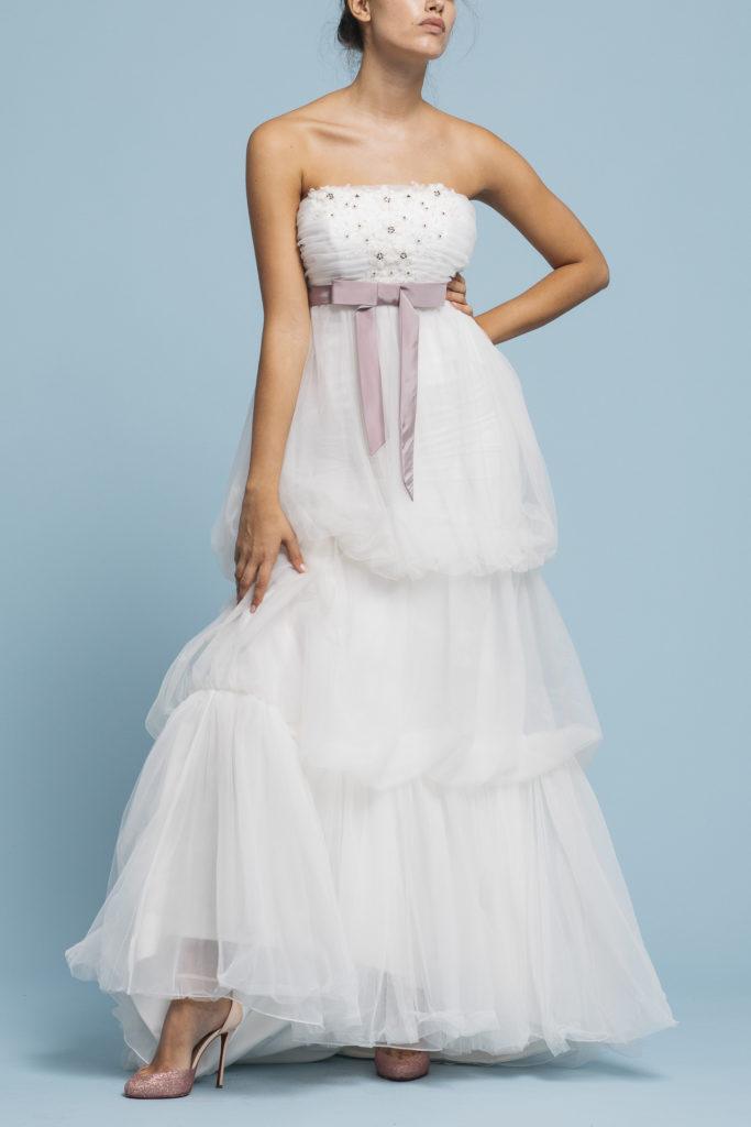 abito da sposa a noleggio